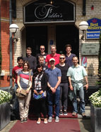 "02-04.06.2016   We had a great time in Zwolle, Netherlands together with the members of the laboratory of Stefan Luschnig. We were discussing ""Molecular and cellular principles of tube morphogenesis"" from June 2nd to 4th, 2016."
