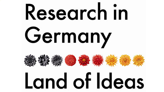 <p>Research in Germany<br />Land of Ideas</p>