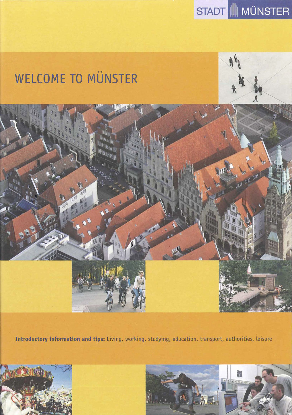 Welcome to Münster (PDF)